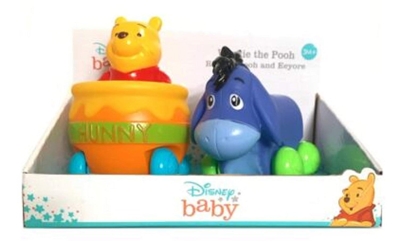 Disney Baby Winnie The Pooh Rolling Pooh and Eeyore