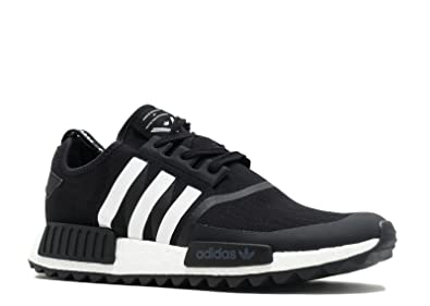 dde4bb737830d Image Unavailable. Image not available for. Color  adidas White  Mountaineering NMD Trail ...