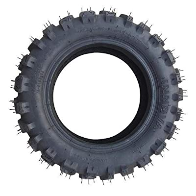 M4M Off Road tire for Segway miniPRO, Segway miniLITE and Ninebot S. Maximum Speed is Increased up to 12.5 mph. High Durability Tires. Tubeless Tires. Tire Size is 90/65-6.5. : Sports & Outdoors
