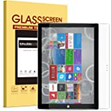 Surface Pro 3 Screen Protector [Tempered Glass],SPARIN [Explosion-proof] [Repeatable Installation] Glass Screen Protector for Microsoft Surface Pro 3 12 Inch, Not for Microsoft Surface 3 10.8 Inch
