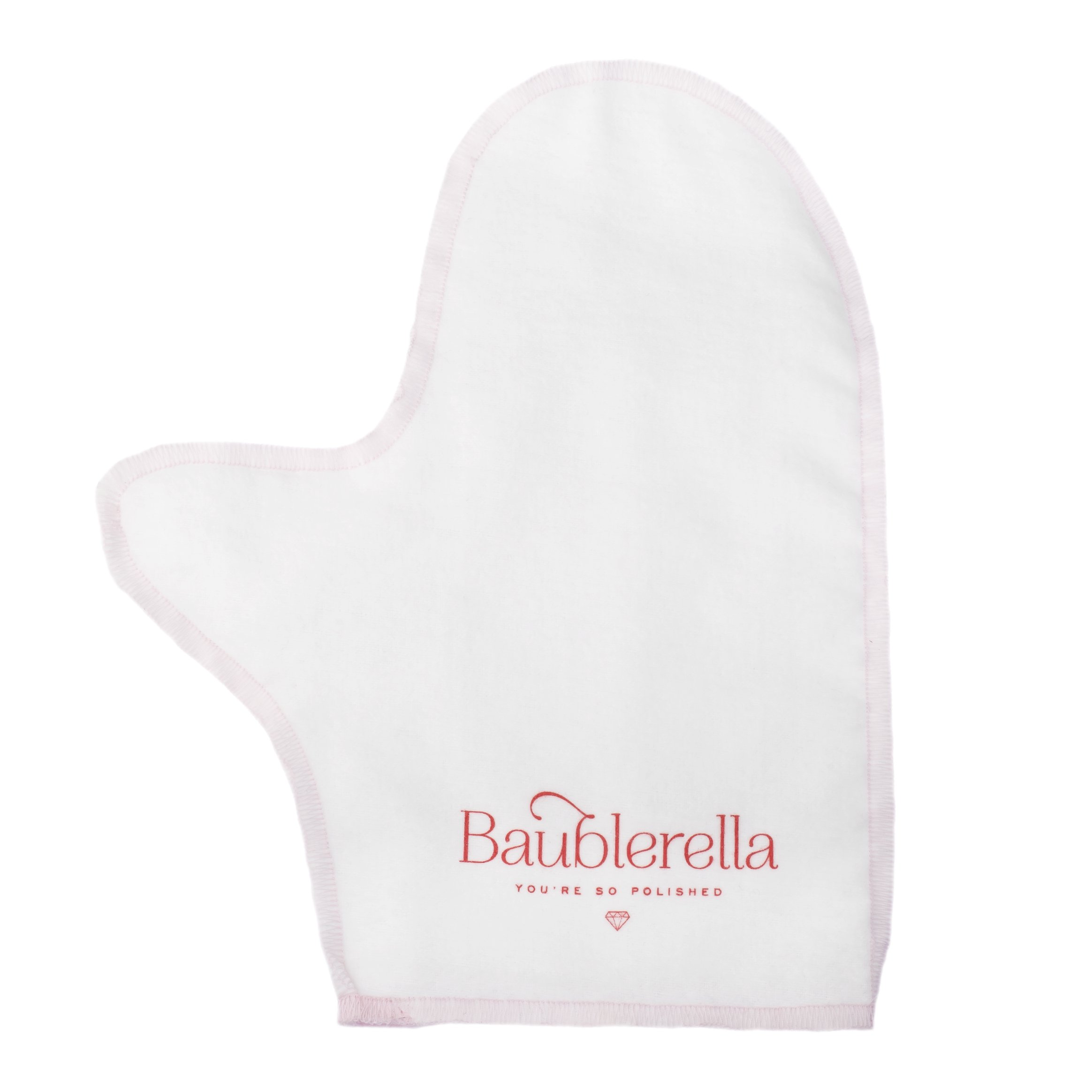 Baublerella Glitzy Glove Jewelry Polishing Cloth