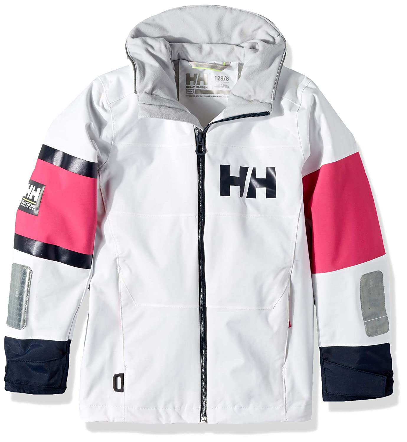 c9e6dcfb Amazon.com: Helly Hansen Junior Salt Coast Jacket: Clothing