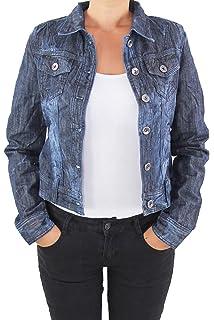 Plot Frauen Basic M/äntel Herbst und Winter Damen Jeansjacke Vintage Langh/ülse Lose M/ädchen Jeans Mantel Beil/äufige Outwear