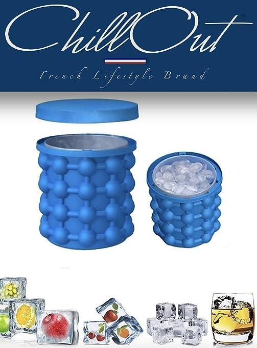 Compra Chillout® Ice Genie el bandeja cubitera de silicona ...