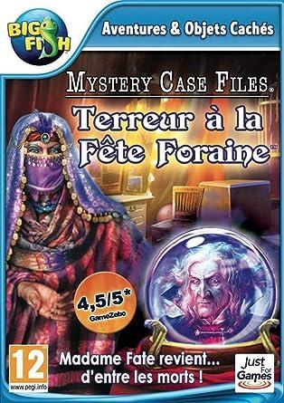 MYSTERY CASE FILES TERREUR À RAVENHEARST GRATUIT