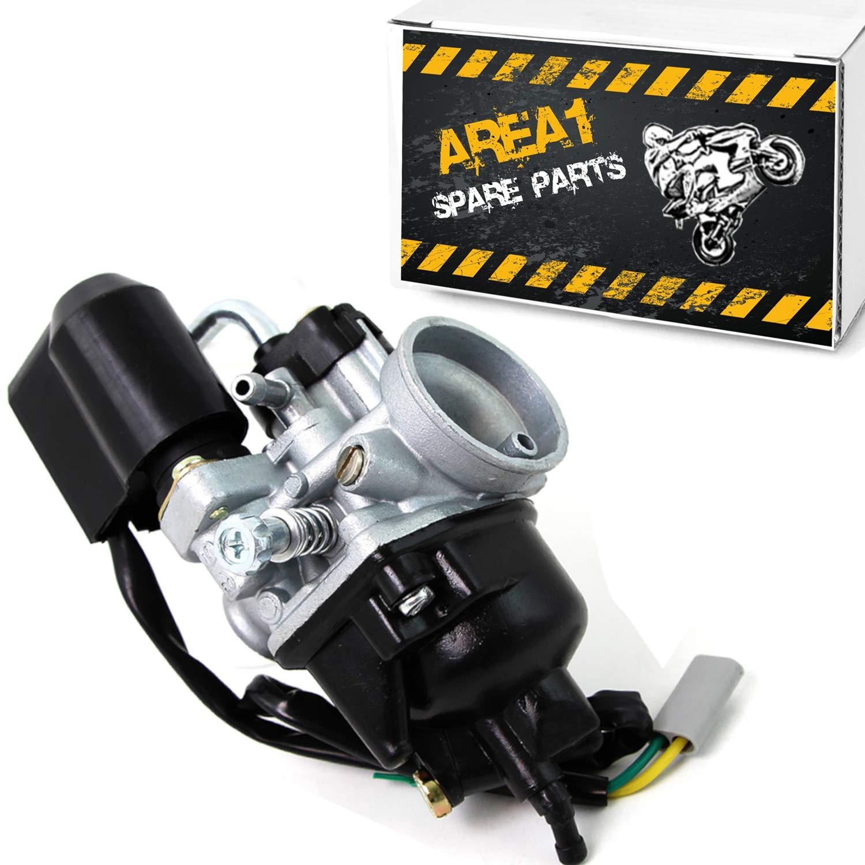 Free 50 Carburatore di ricambio 17,5 mm Piaggi-o Liberty 50 Sfera 50 2 tempi Fly 50