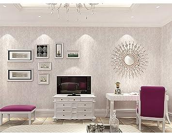 Vliestapete Nachahmung Diatomeen Schlamm Reine Farbe Ebene Moderne  Wohnzimmer Schlafzimmer Wohnung Modell Zimmer Hotel Projekt Kaufen