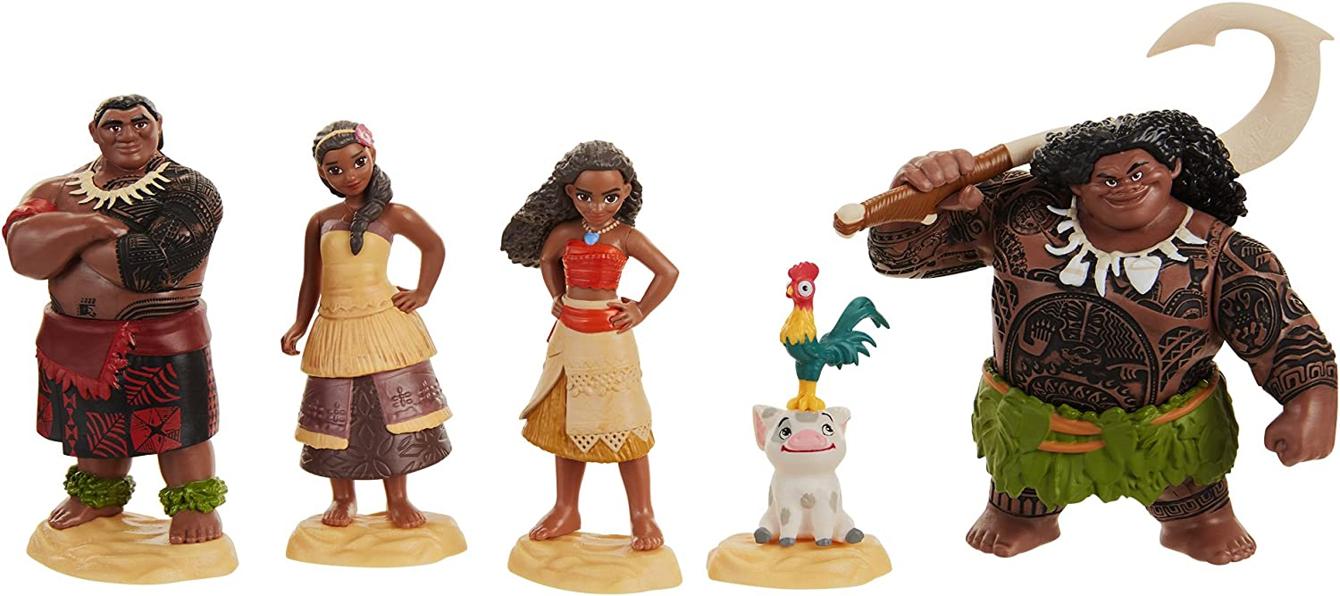 Top 10 Best Moana Toys (2020 Reviews & Buying Guide) 10