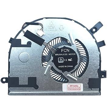 Versión 2) Ventilador Compatible con Lenovo Yoga 510-14IKB ...