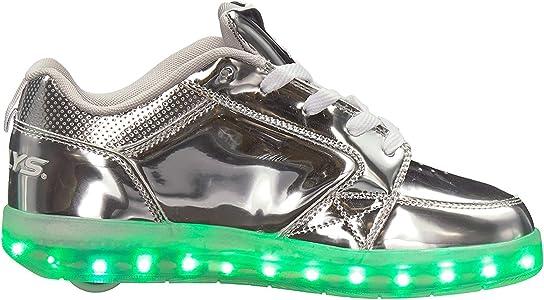 Heelys Girls' Premium Lo Wheeled Heel