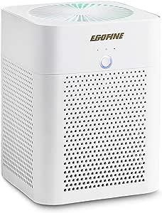 Egofine HEPA purificador de aire, 3 en 1, limpiador de aire de ...