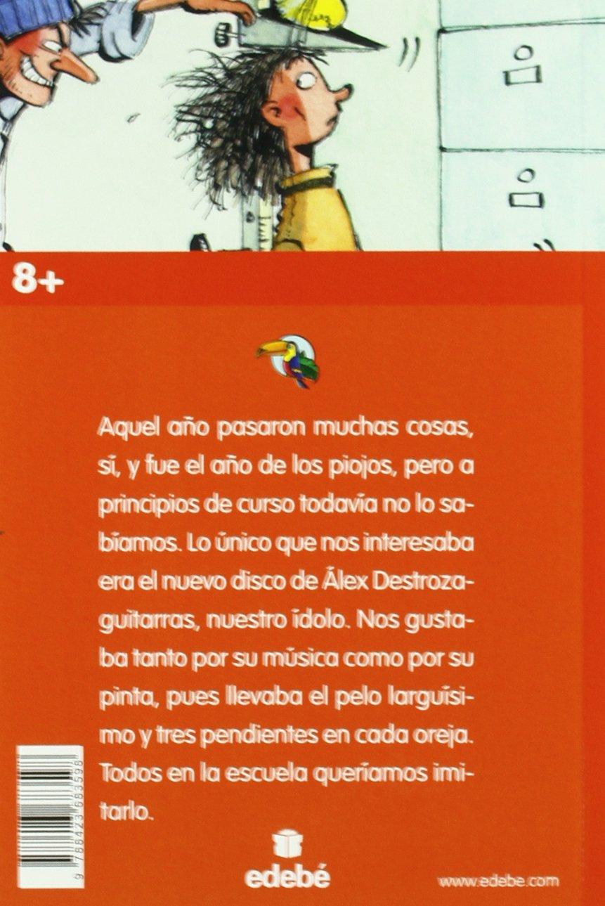 EL AÑO DE LOS PIOJOS: 44 (TUCAN NARANJA): Amazon.es: Nelキlo, David ...