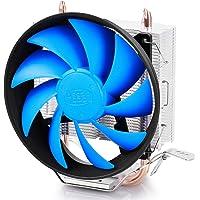Cooler para CPU Intel LGA1156/1155/1150/775 e AMD Fm2/Fm1/Am3+/Am3/Am2+/Am2/940/939/754, Deepcool, Gammaxx 200T