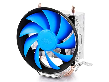 Deepcool Gammaxx 200T 120mm CPU Cooler for Intel LGA1156 1155 1151 1150 775 AMD Socket FM2 FM1 AM3 CPU Fans at amazon