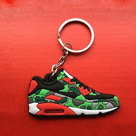 Amazon com : 1 Pc Mini Pocket Silicone Shoes Airer Keychain
