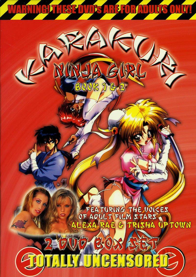 Amazon.com: Karakuri Ninja Girl Book 1 & 2: Movies & TV
