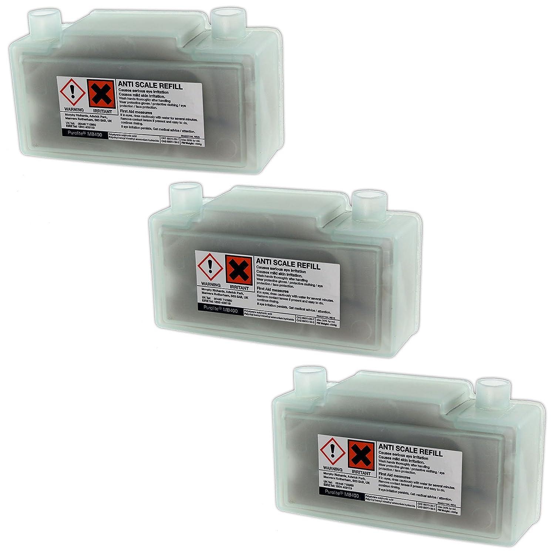 Pack of 2 Genuine Russell Hobbs 14196 14369 Steam Generator Anti Scale Filter Cartridge