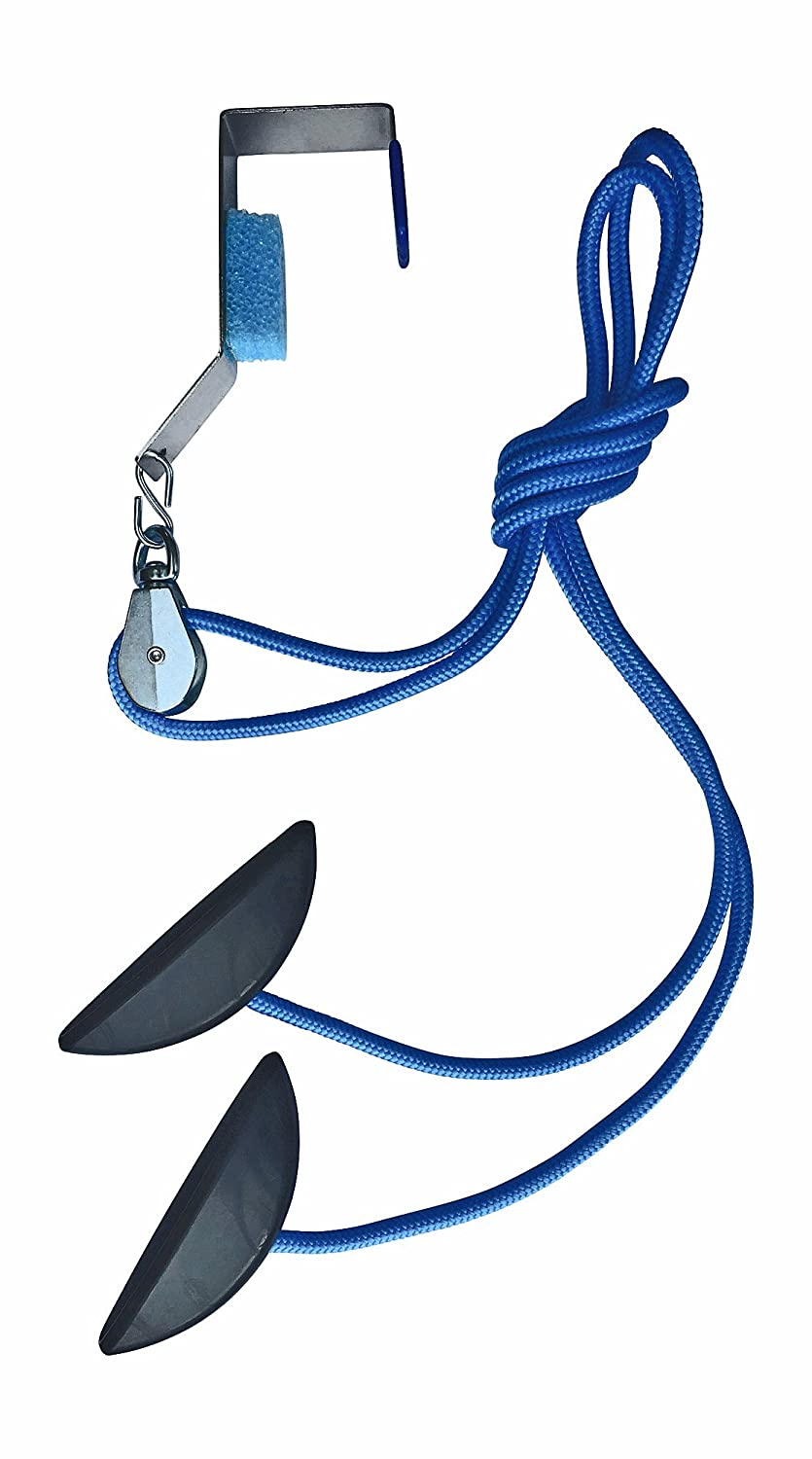 Shoulder Pulley System, Over The Door Metal Bracket, Therapists Choice for Physical Therapy