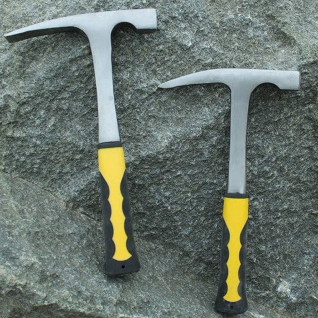 Sharplace Marteau de ma/çon Perforateur de pierre Outils manuels 500g