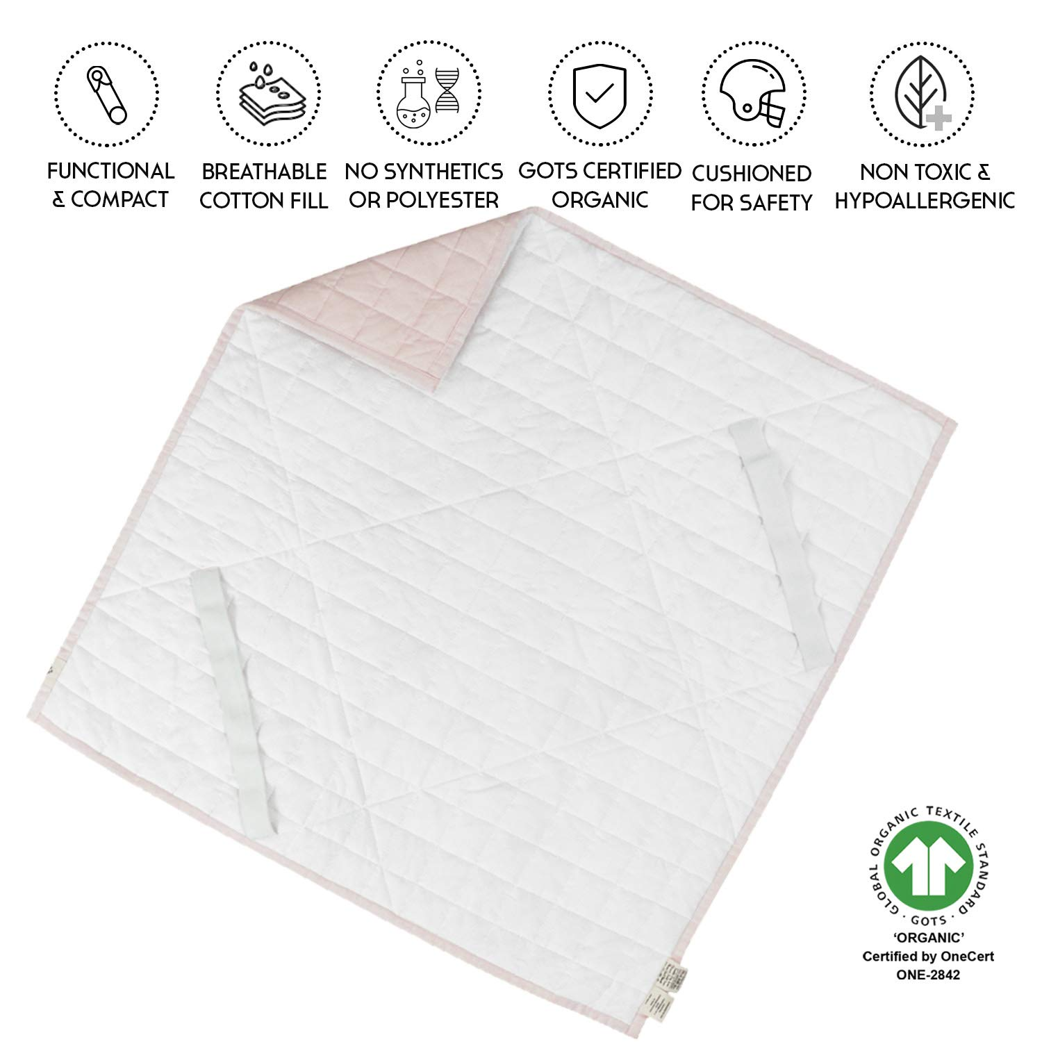 Make Make Organic Portable Changing Pad