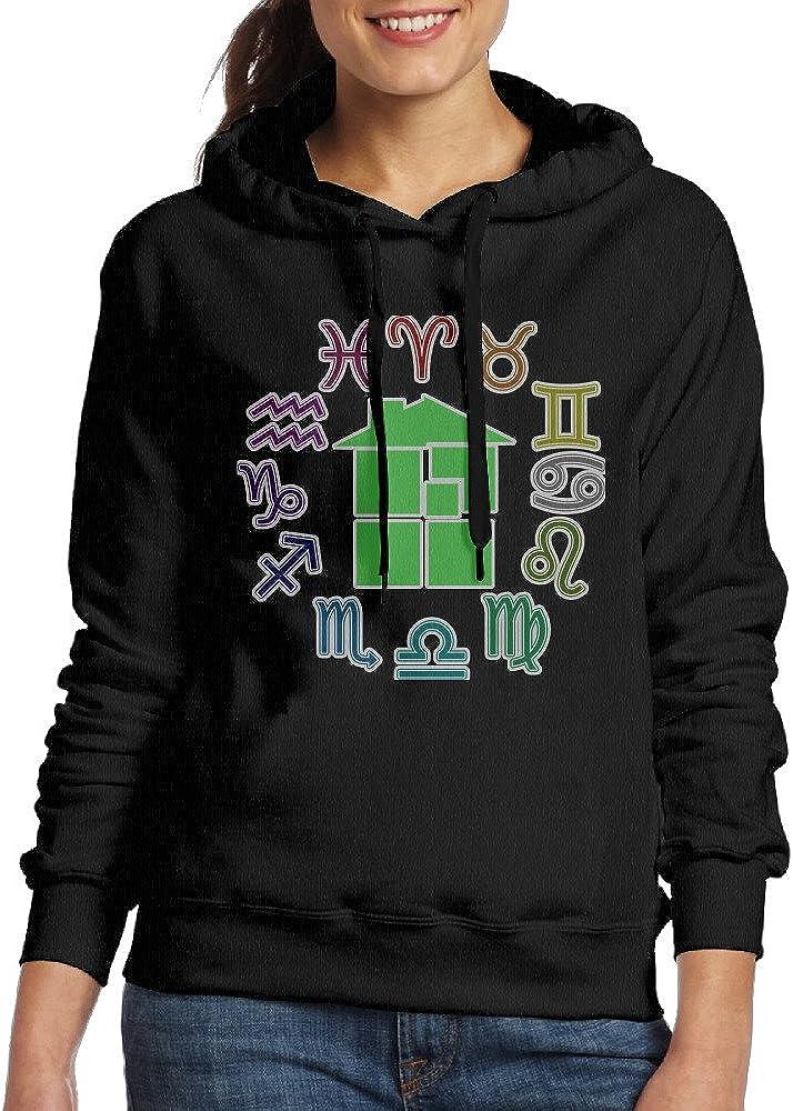 Ano Women's Sweatshirt Homestuck Symbol Black
