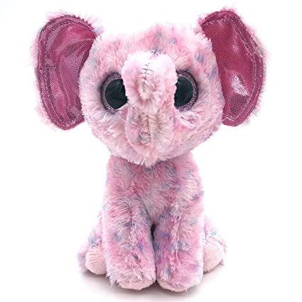 JEWH Ty Beanie Boos Animal - Unicorn, Cute Husky Dog, Rabbit - Soft Beanie