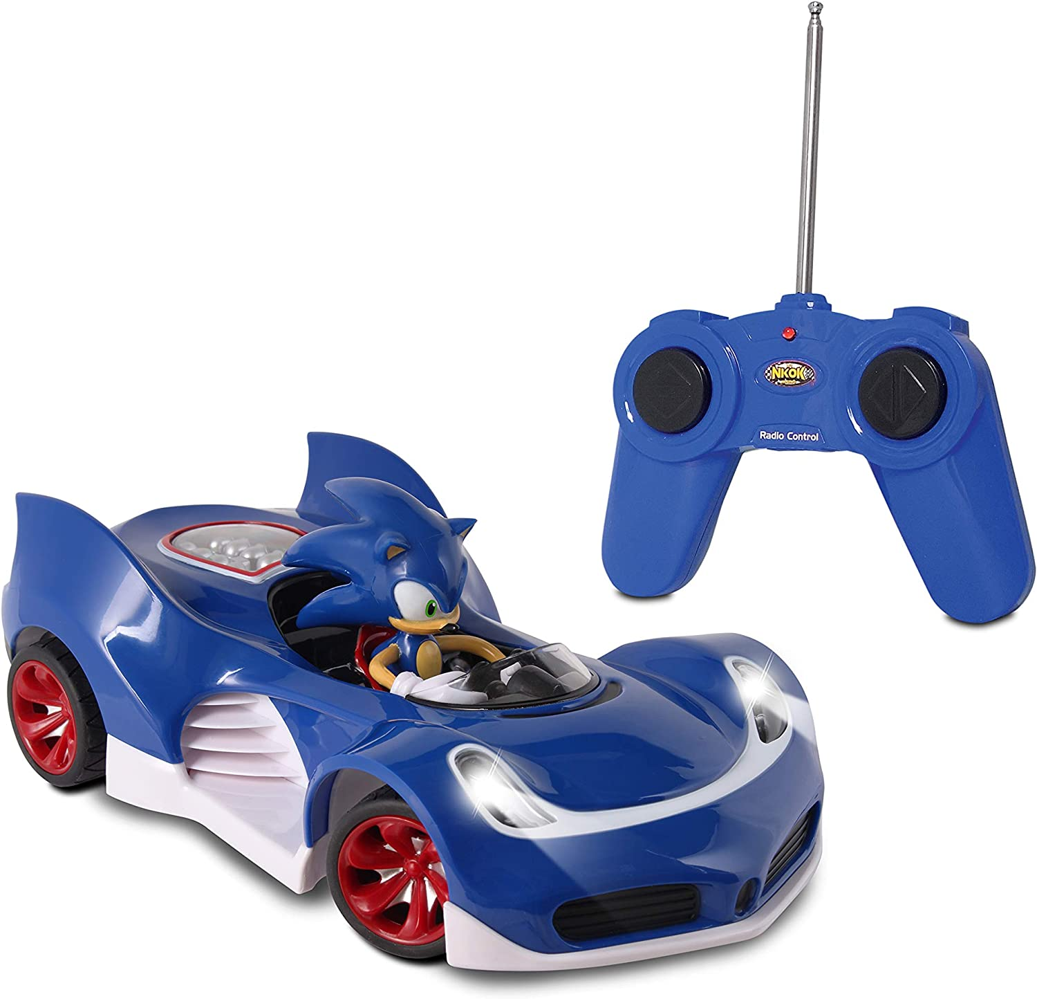 Sonic The Hedgehog All Star Racing Transformed Radio Controlled Car Amazon Co Uk Welcome