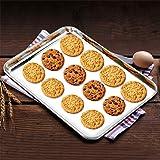 Baking Sheet Cookie Sheet Set of 2, Umite Chef