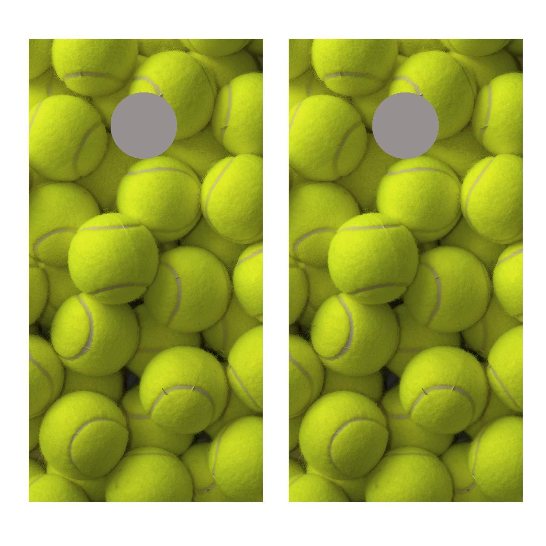 非売品 Let's Print Let's Print ビッグテニスボール 小さなコーンホールボードデカール ラップ ラップ B07JVHKFW1, へるすぴあ:b61a8485 --- beyonddefeat.com