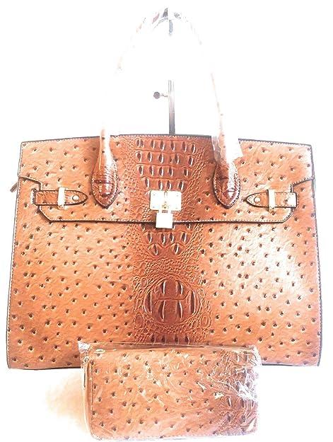 LA Purse Outlet Mujer Conjunto de cartera formal para mujer Large: Amazon.es: Zapatos y complementos