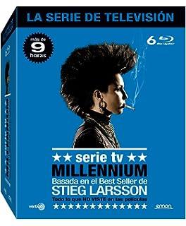 Millenium: Los Hombres Que No Amaban A Las Mujeres Bd Blu-ray ...