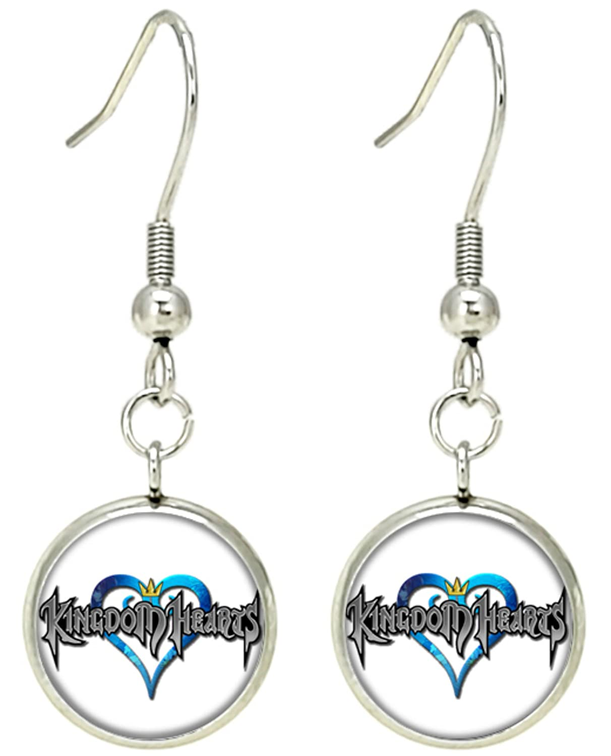 Amazon.com: Kingdom Hearts arete colgantes personaje ...