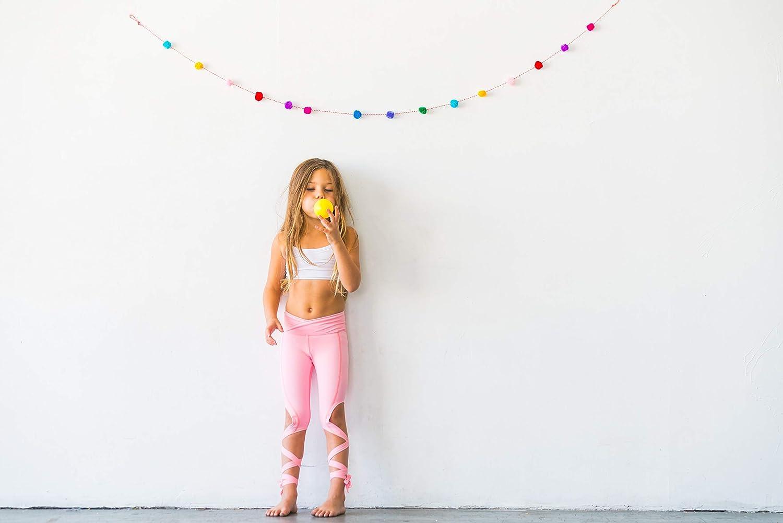 Amazon.com: Flexi Lexi Fitness Kids Girls Pink Dancer ...