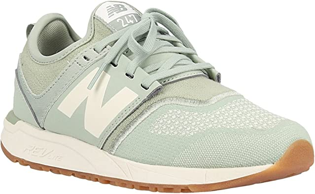 Zapatilla NEW BALANCE WRL247 TC Lifestyle 36 5 Verde: Amazon.es: Zapatos y complementos