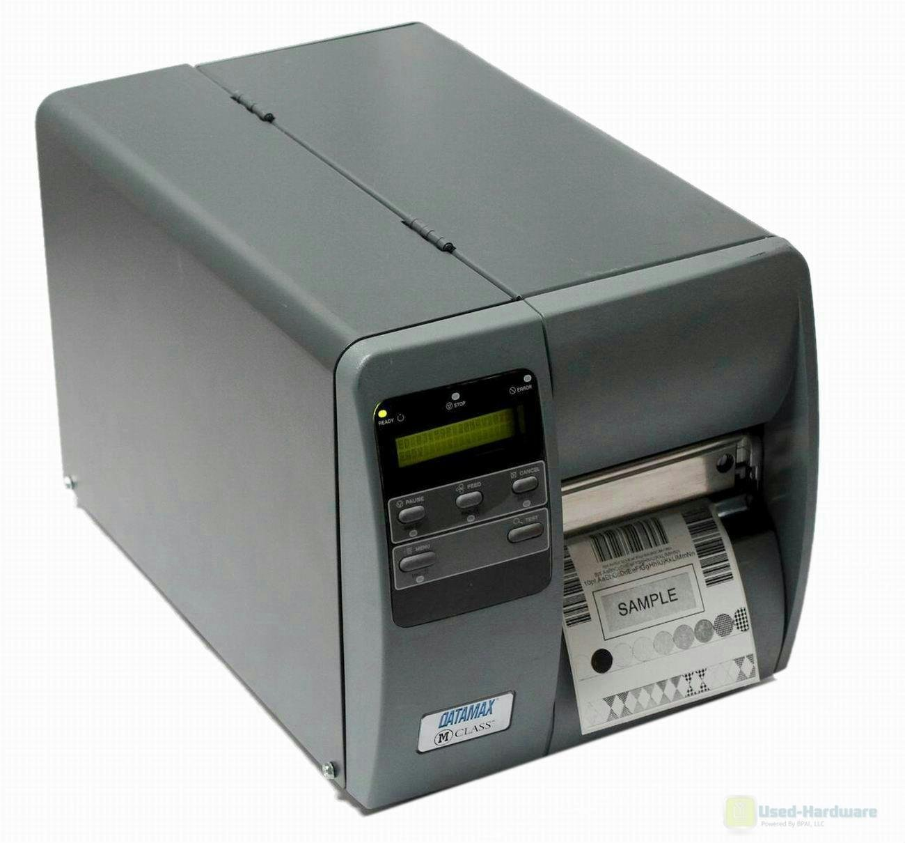 Amazon.com: Datamax DMX-M-4208 K22-00-18000L01 Thermal Barcode Label Printer  USB Network Serial Parallel 203DPI: Office Products