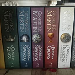 A Game of Thrones: The Story Continues: The complete boxset of all ...