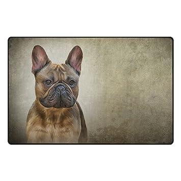 Amazonde Mydaily Zeichnen Hund Französische Bulldogge Bereich