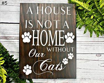 Enid18Bru - Regalo para Amante de los Gatos, Ideal para Regalar a la Madre o