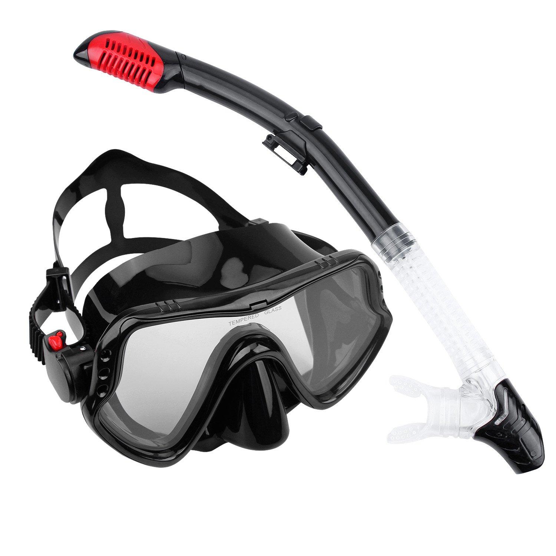 おすすめのシュノーケルセット9選 FlyCreat マスク&スノーケル2点セット