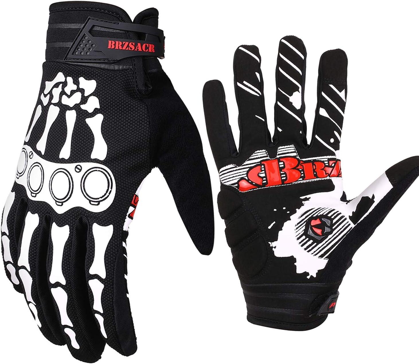 Outdoor Cycling Bicycle Motorcycle Sport Half Finger Glove MTB Bike Racing Glove