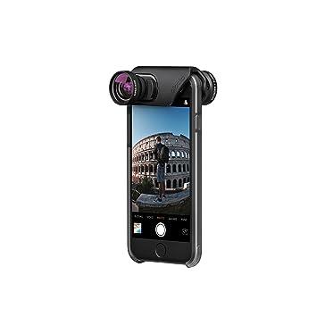 coque iphone 7 objectif