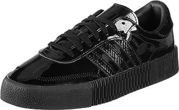 adidas Originals Sambarose Femmes Baskets Noir: