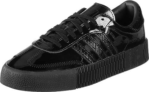 adidas Originals Baskets Sambarose Noir Femme