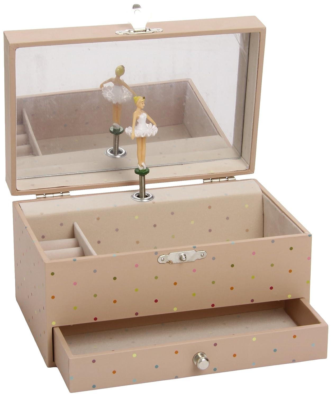 Trousselier Ninon and Nioui Aquatic Musical Jewellery Box