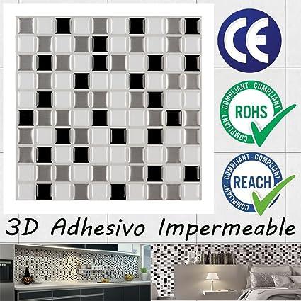 Ecoart Decorativos Adhesivos Para Azulejos Pegatina de pared ...