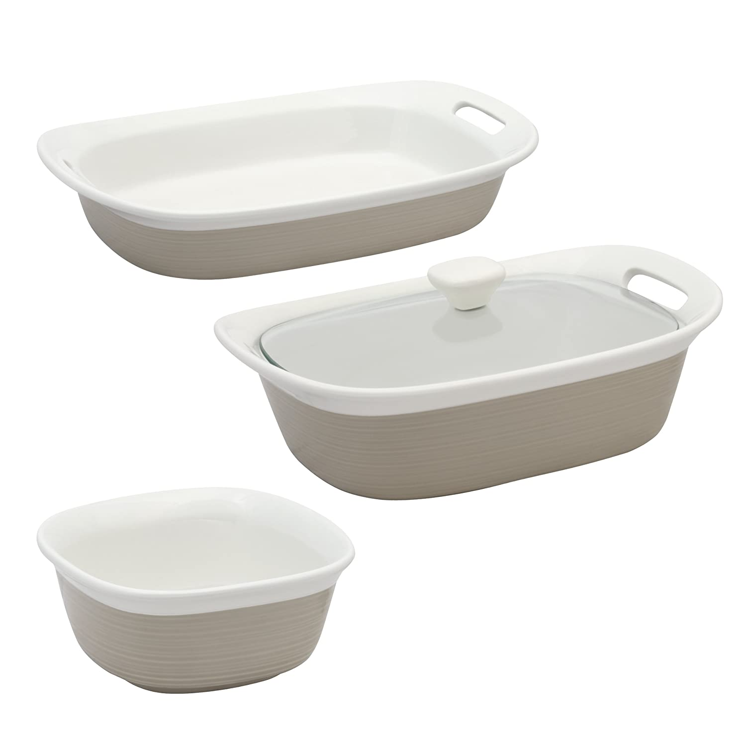 CorningWare Etch 4 Piece Set World Kitchen (PA) 1096868