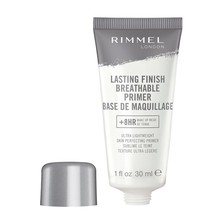 Rimmel Lasting Finish Breathable Primer, Clear, 1 Fluid Ounce