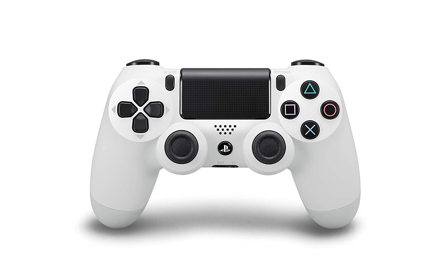 Control inalámbrico para PlayStation 4 - Glacier White