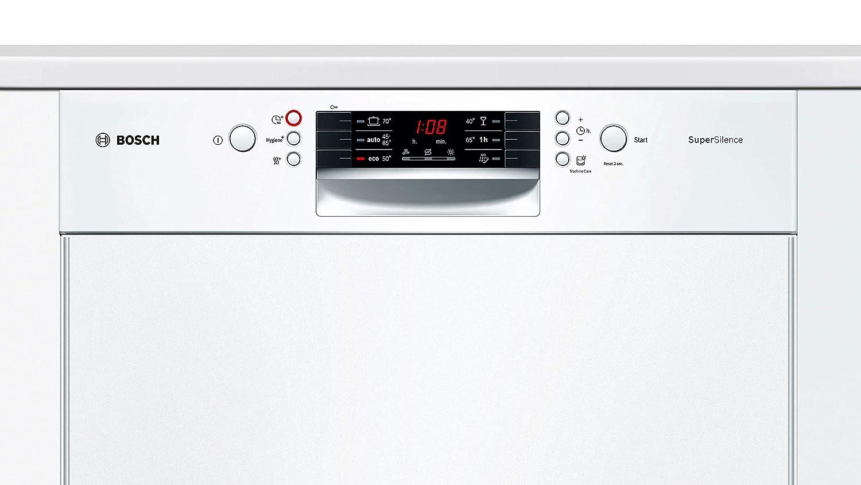 Bosch SMD46JW03E Serie 4 - Lavavajillas (A++, 60 cm, 262 kWh/año ...