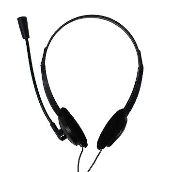 Trust Primo Chat Auricular Ligero con Micrófono de Pluma para PC, Ordenador Portátil, Skype / iCHOOSE: Amazon.es: Electrónica
